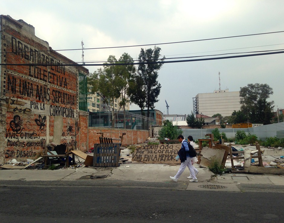 Mexico City's Architects of Destruction