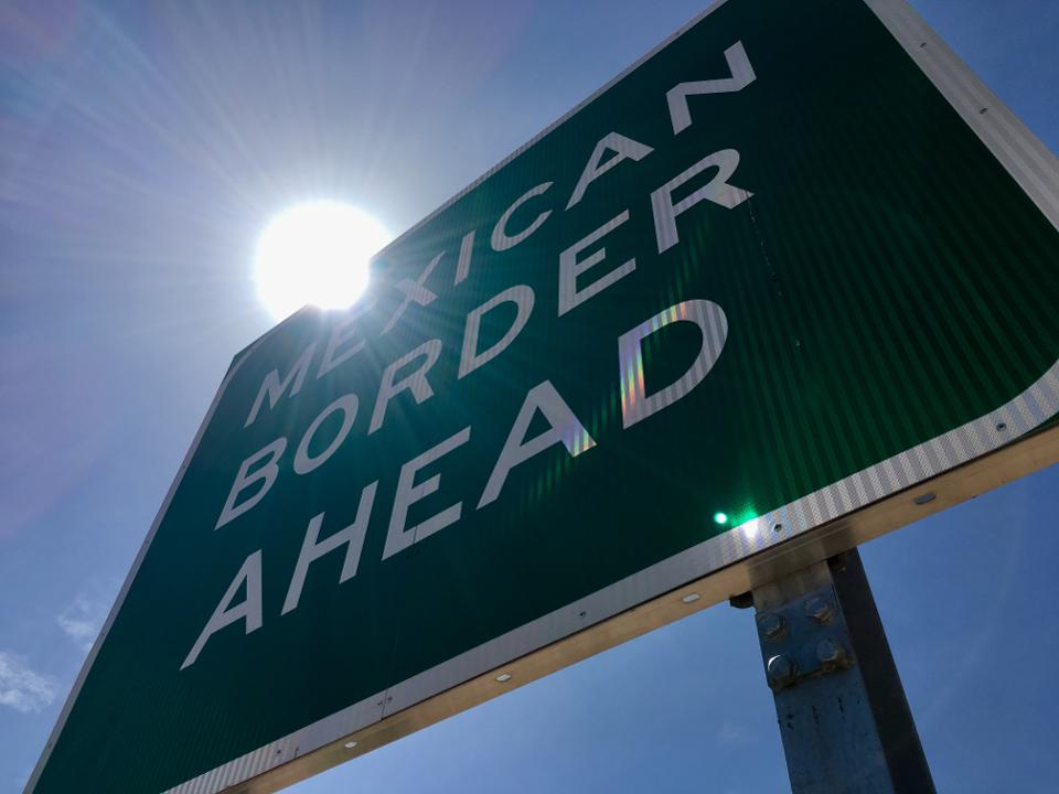 For Sale: 1 Mile Of U.S.-Mexico Border Wall