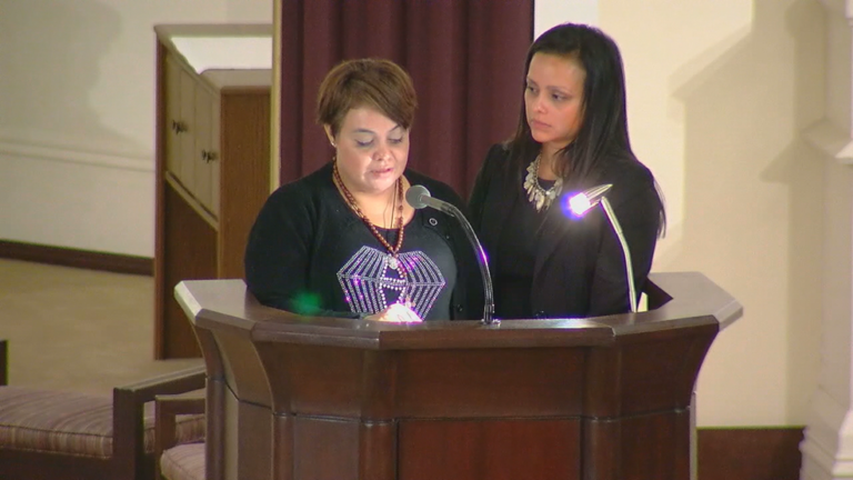 Fairfield mother of 4 welcomed home with prayer service after deportation