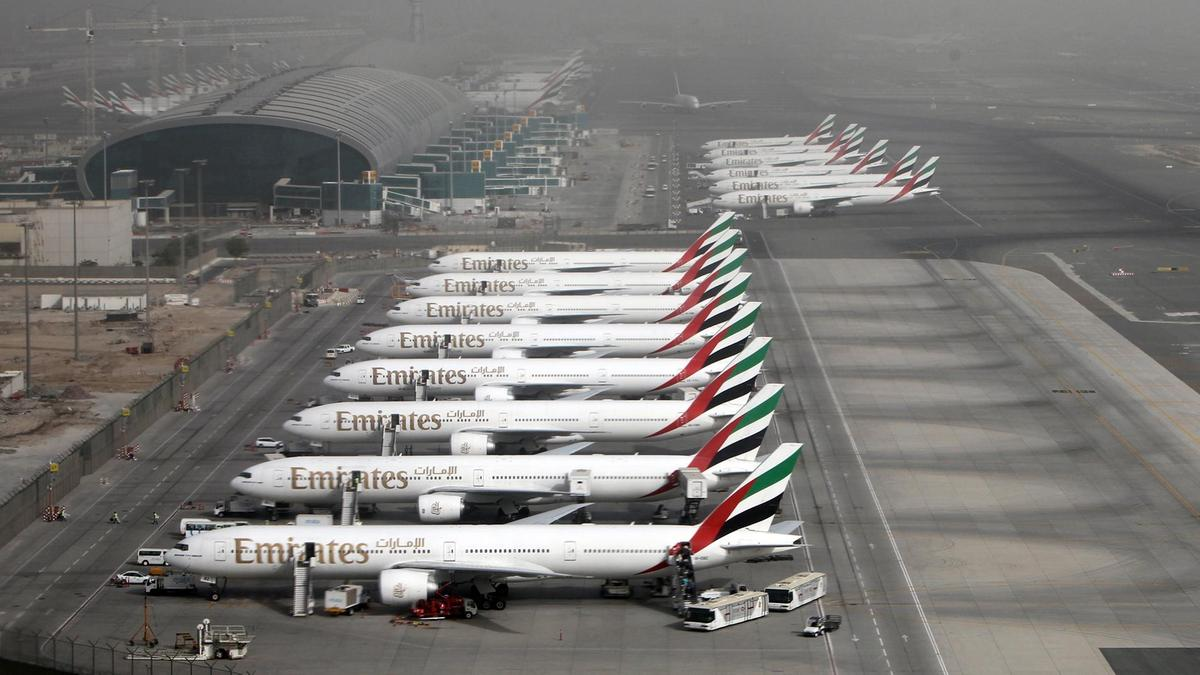 Emirates scraps plans for Mexico route after being denied necessary slots