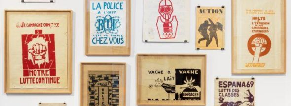 Posters from 68. Paris -- Mexico / Carteles del 68. París -- México, Kurimanzutto, New York