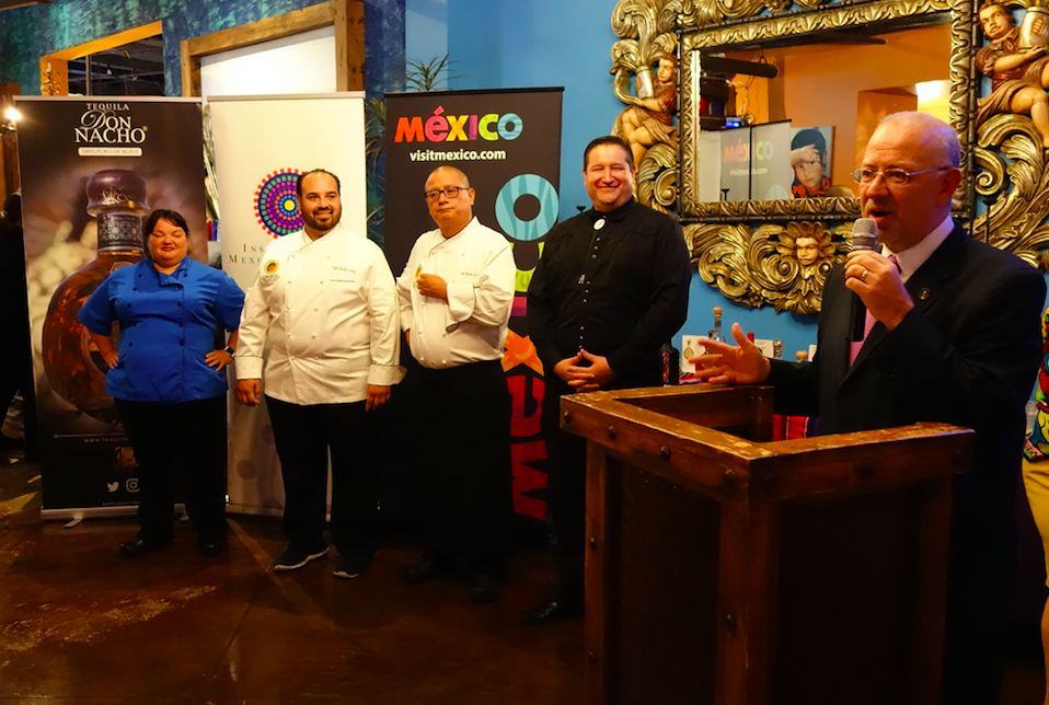 Dinner Diplomacy: Like the Country Itself, Mexico's Cuisine is Diverse and Misunderstood
