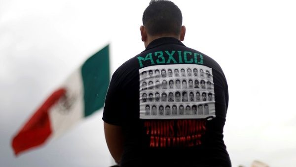 Mexico Ayotzinapa Case: Investigating Army 'Not The Objective'
