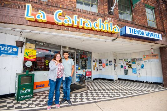 Salvadoran family finds safety in Asheville, builds new life around grocery