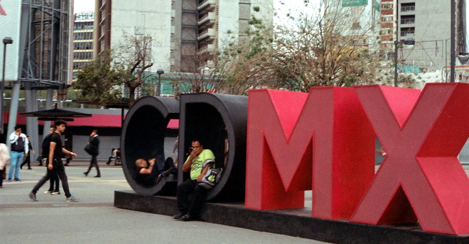 Mexico City's $150 Million Rebrand Faces Growing Pains