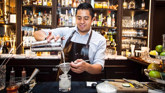 Mexico City's Cocktail Game is Strong