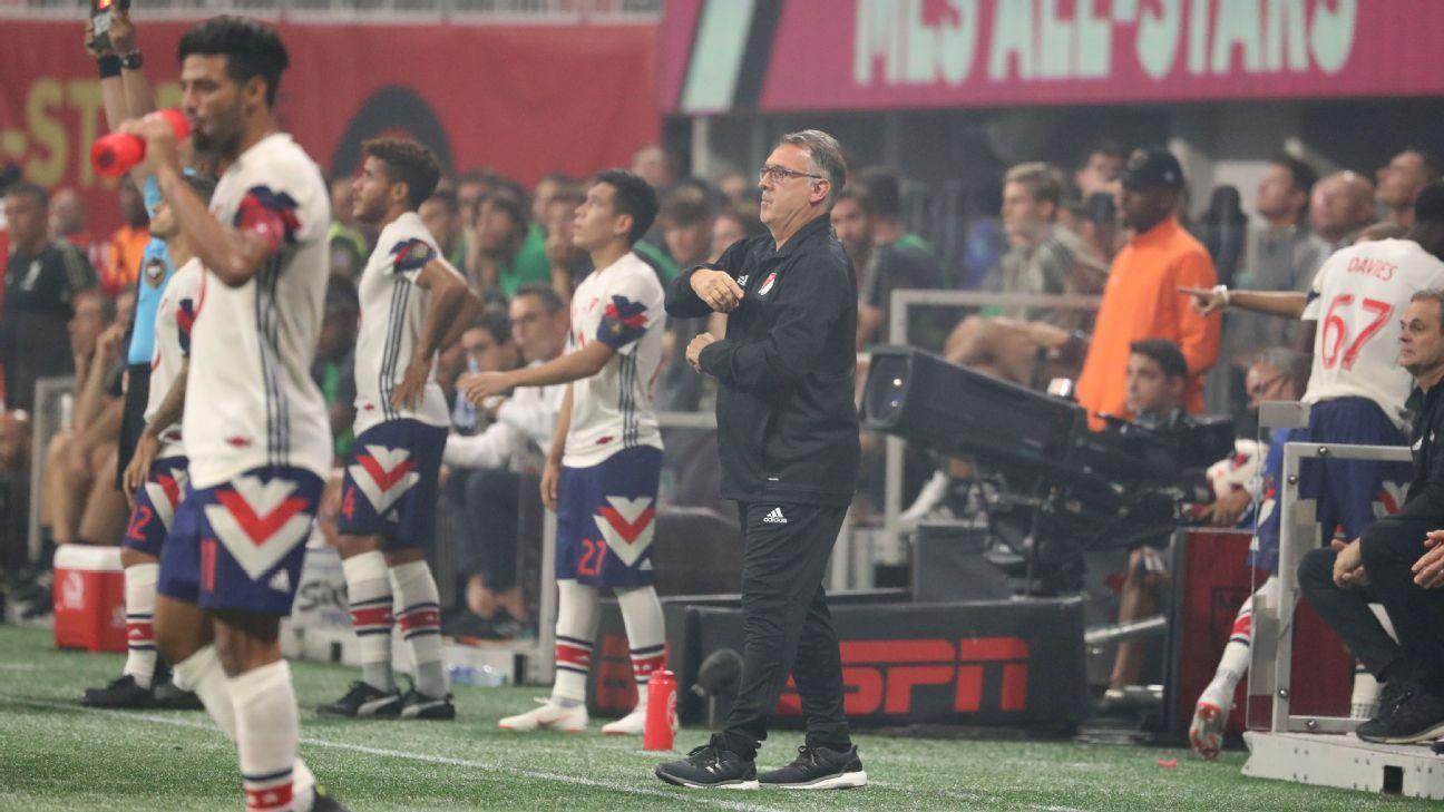 Tata Martino 'focused' on Atlanta United amid Mexico, Argentina rumors