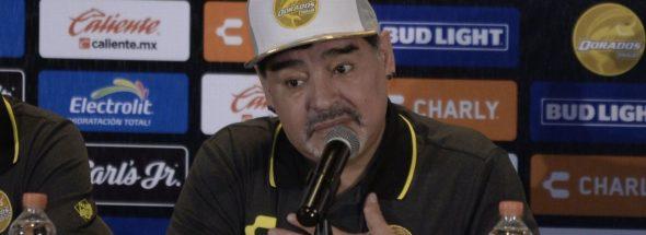 Mexico braces itself for Diego Maradona's Dorados coaching debut