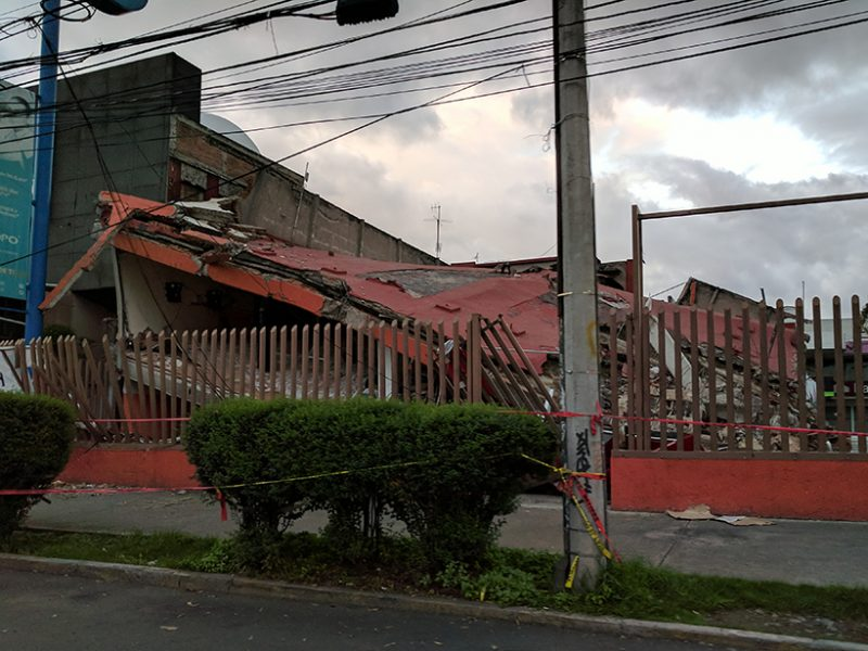 Lessons from Mexico's Earthquake Early Warning System