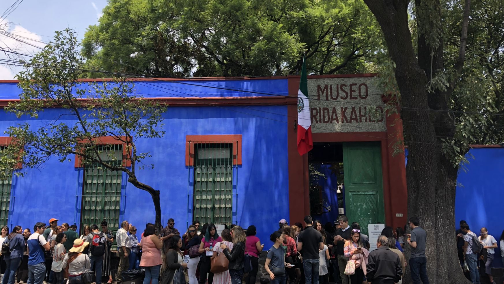 Just Back From: Mexico City