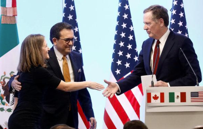 NAFTA: Lighthizer hints Mexico pact may need to be reopened if delayed