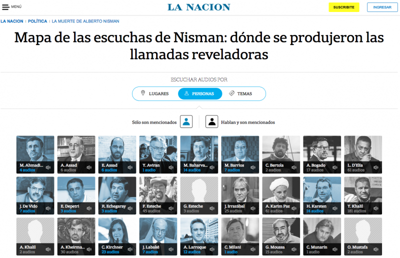 Online Journalism Awards go to innovative news media in Argentina, Cuba, Mexico and Venezuela