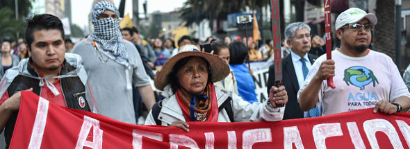 Student protests sweep Mexico