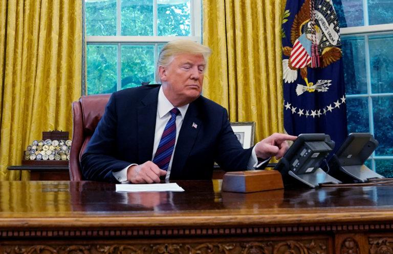 How Trump split Mexico and Canada in NAFTA talks