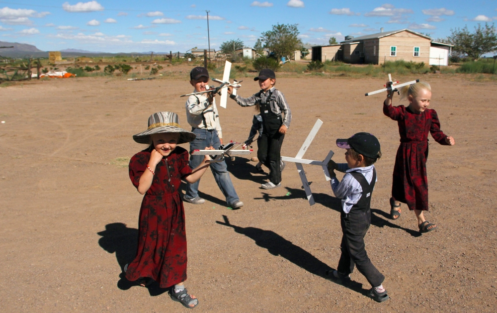 Fleeing electricity, Mexico's Mennonites seek new home