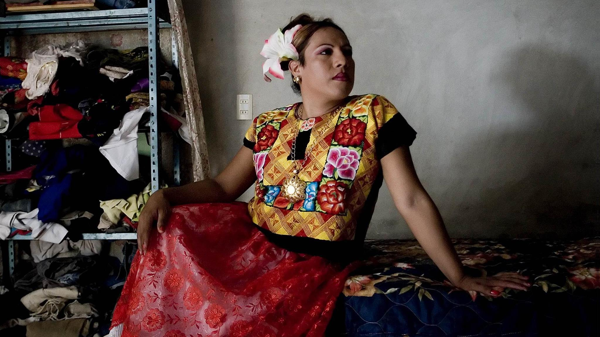 Macho Mexico's Muxe Shake Up Stereotypes
