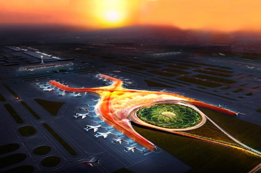 Mexico City's new airport is an environmental disaster. But it could become a huge national park