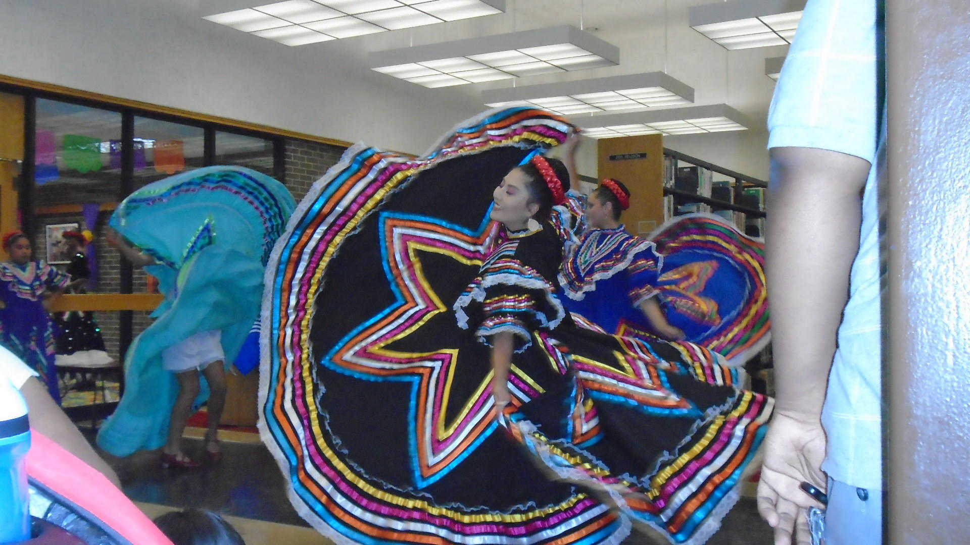 Experiencing Mexico through music, dance and stories