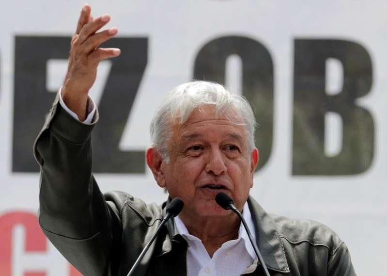 Mexican leader, Trump agree economic development can stem illegal migration