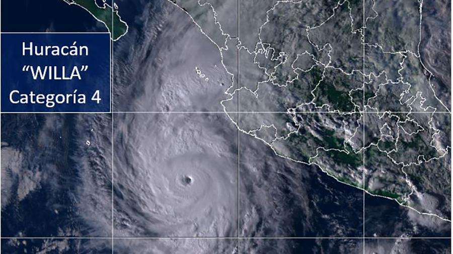 hurricane willa puerto vallarta