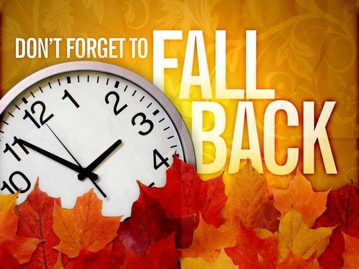 Spring Forward, Fall Back; It's time change again in Mexico