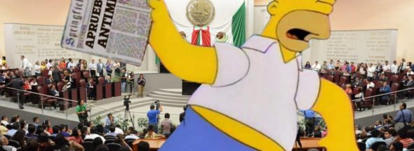 """Mexico Passes New """"Anti-Meme"""" Law that Restricts Criticism of Politicians"""