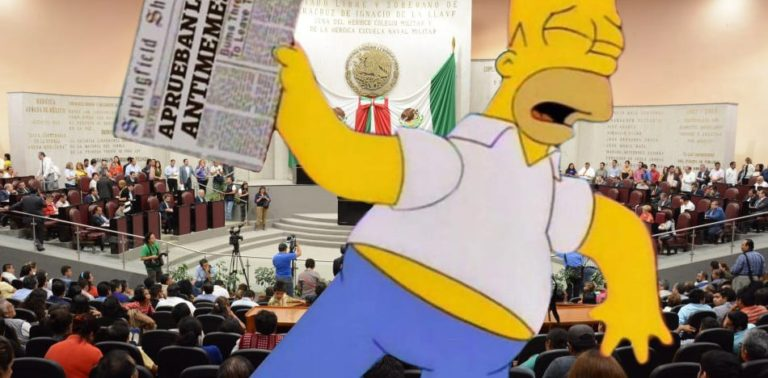 "Mexico Passes New ""Anti-Meme"" Law that Restricts Criticism of Politicians"