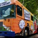 El Paso man helps transfer bloodmobiles to Mexico