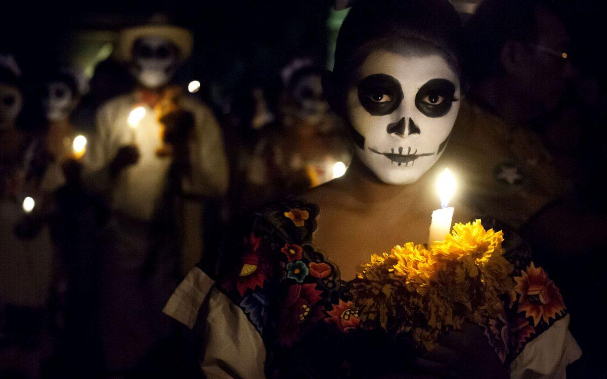 day of the dead puerto vallarta