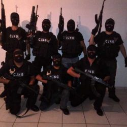 Inside a Jalisco Cartel Training Camp in Mexico