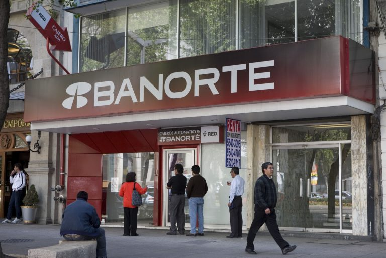 Widespread outages processing bank transactions across Mexico