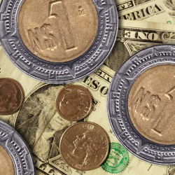 Mexican peso could drop almost 9% to 21.30 per dollar in 2020