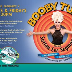Review:  Sutton Lee Seymour's 'Booby Tunes'  is Drag's  Purveyor of Musical Theater in Its Most Delicious Form