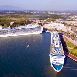 Puerto Vallarta is watching ports of entry for passengers showing signs of Coronavirus