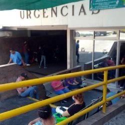 General Hospital of Puerto Vallarta near saturation levels